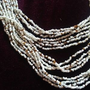 Jewelry - Multi strand beaded necklace